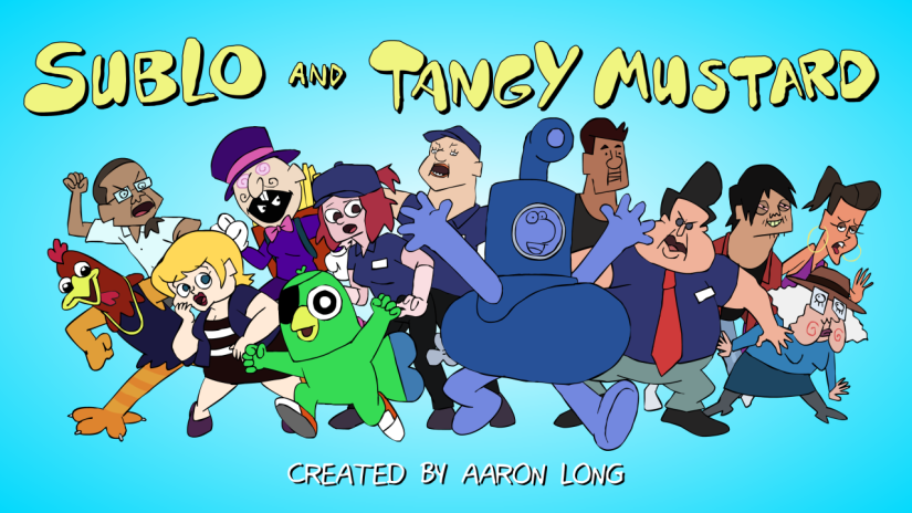 Sublo and Tangy Mustard