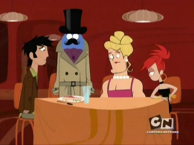 """Foster's Home for Imaginary Friends: """"Frankie My Dear"""""""